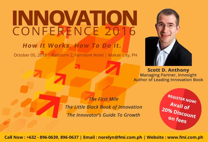Innovation Conference 2016
