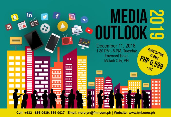 Media Outlook 2019